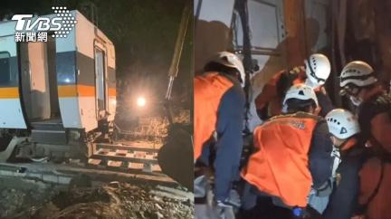 太魯閣號出軌50死 土木技師揭台鐵「4疏失」害命