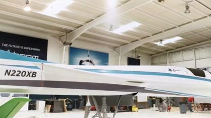 美國空軍一號拚升級超音速 豪華內裝曝光