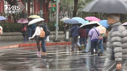 巨大颱風「大迴轉北上」!鋒面襲驟降12度 變天時間曝