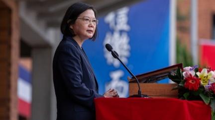 蔡政府喊大陸需要台灣 藍營酸:過去詆毀、現在自圓其說