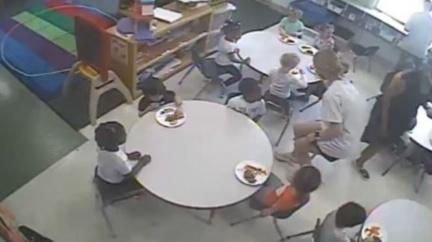 非裔童看白人小孩先吃?! 美托兒所爆種族歧視