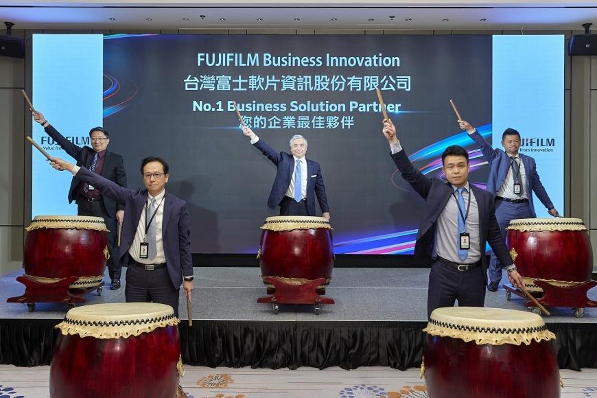 台灣富士發揮集團綜效 以五大主軸、創新產品為客戶提供創新價值