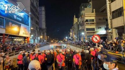 大甲媽鑾轎將進彰化市區 警方交管至少18小時