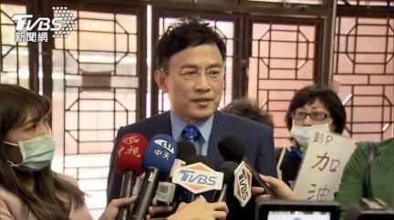 蔡總統「論文門」開庭 彭文正反告法官求償2百萬