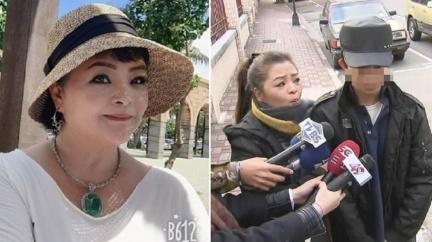 兒涉殺警入獄9年 女星向白沙屯媽祖贖罪「腿腫成麵龜」
