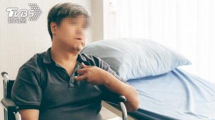 纏小三30年 尪腦中風「右肢癱瘓」逼妻養:顧我就回家