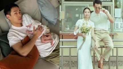 楊祐寧首度曝光老婆待產影片 「謝謝妳成為我的依靠」