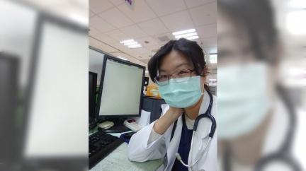 羅東急診女醫郭恩悅立大功 機警揪出5確診通報止血
