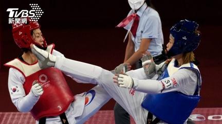 中華跆拳女將羅嘉翎再傳捷報!擊敗加拿大闖進4強