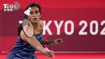 印度一姐辛度晉級羽球女單4強! 直落二擊敗山口茜