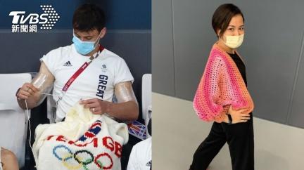 超暖心!英「跳水王子」親手織毛衣 贈馬來西亞選手