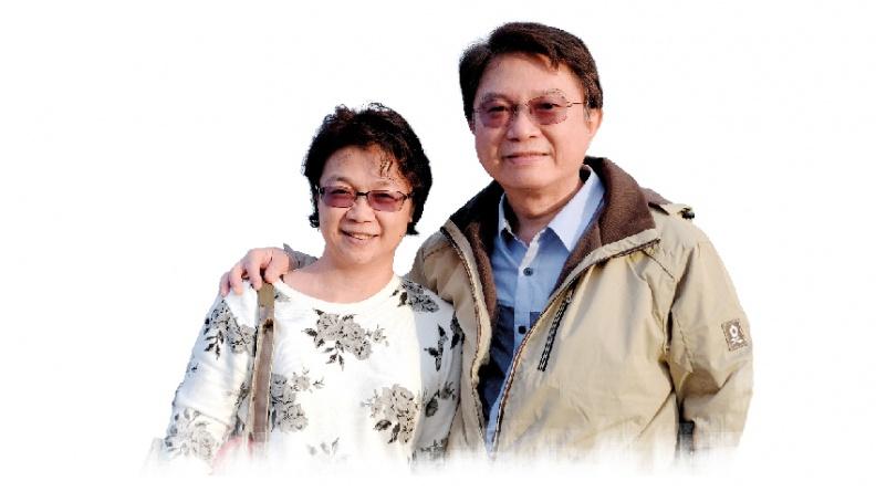 營養師黃淑惠:兒子一場病,全家一起護肝