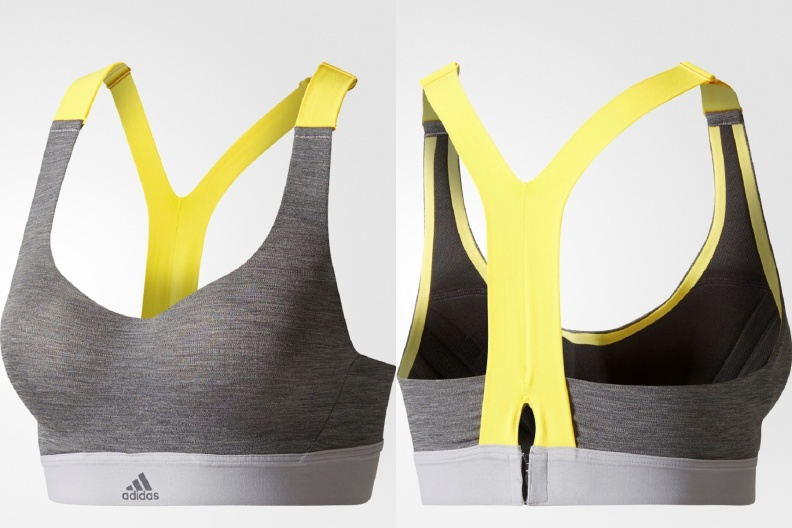 21. adidas 2017秋冬女子訓練系列服飾推出全新高度支撐運動內衣,罩杯式設計提供完整包覆搭配三段式可調背扣,能因應個人身型尺寸調整給予女性高度服貼的舒適度。.jpg