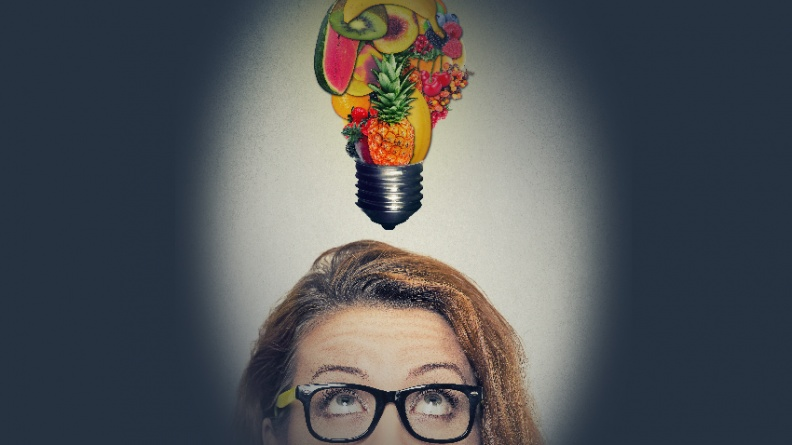 刺激大腦進化 原來要靠水果