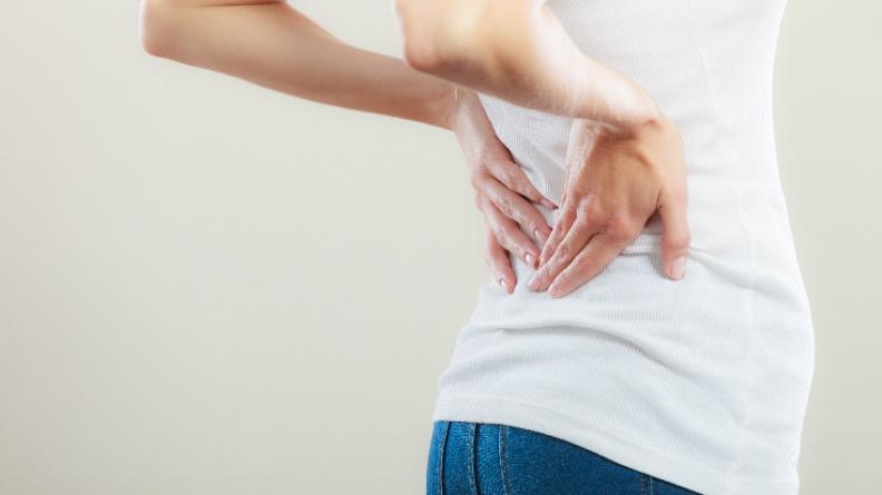 腰痛≠腎臟病但可能暗示你4種疾病
