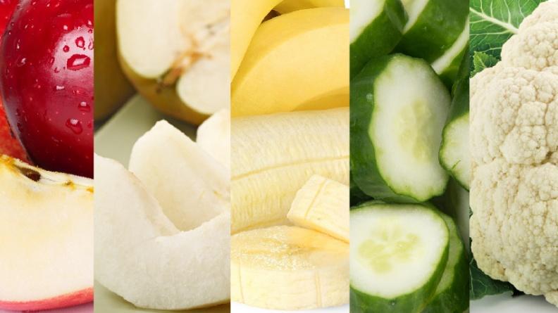 預防腦中風 多吃白色蔬果就對了