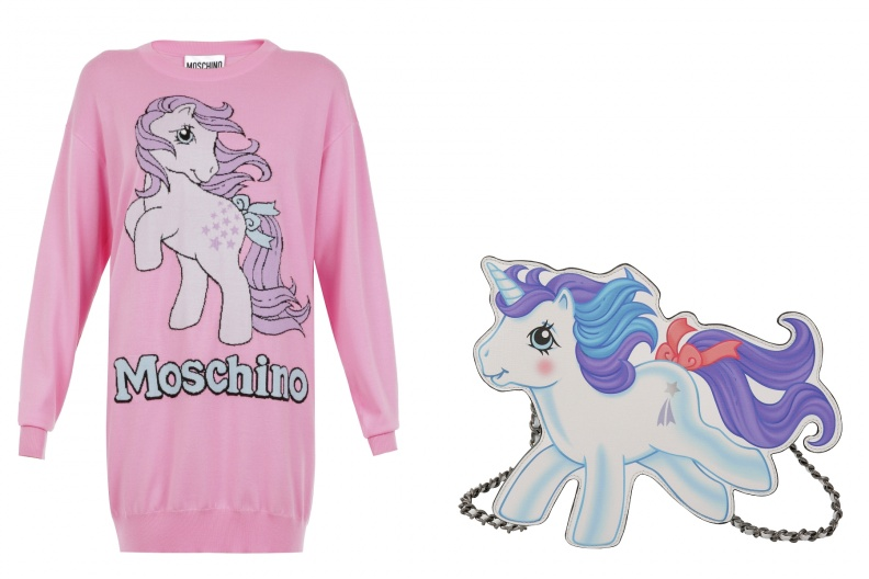 4.粉紅小馬針織洋裝 $24,500.jpg