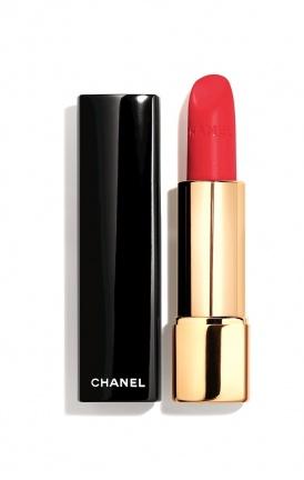 香奈兒超炫耀的絲絨唇膏#66紅色高跟鞋 3.5g NTD1,250.jpg