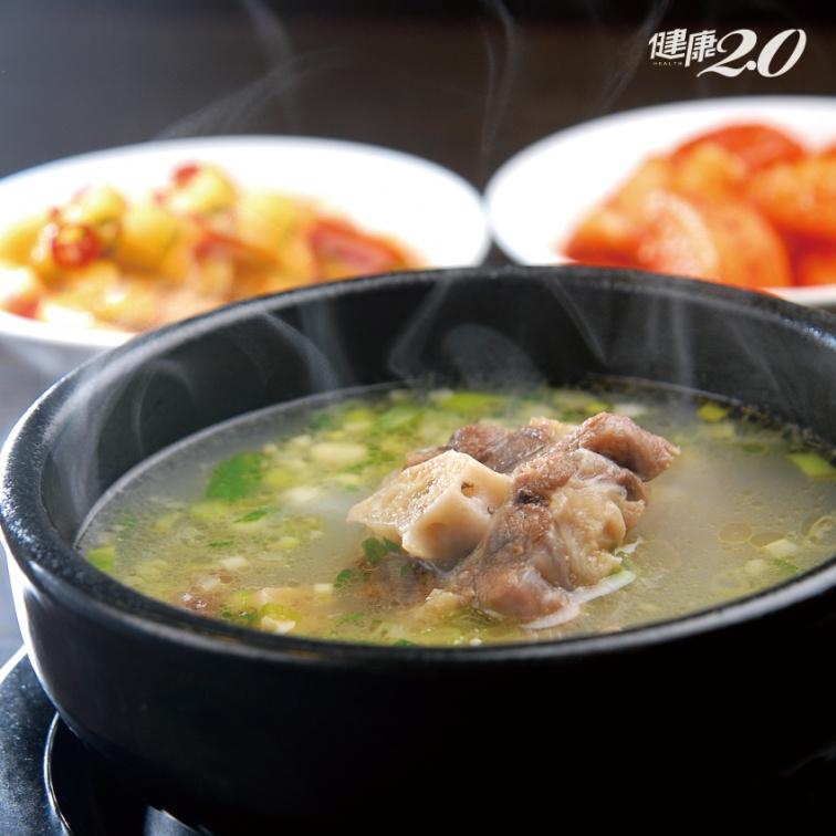 冷天就要熱熱喝!宋米秦大推2道韓式補湯