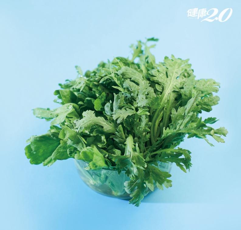 這把青菜拌麵吃 護眼抗癌又助消化