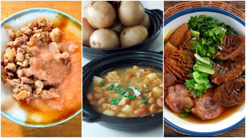 宜蘭頭城「完美順遊小吃」點名這7家:茶葉蛋搭八仙湯、三寶牛肉麵、豬油蛋蔥餅、蔬果叭哺冰