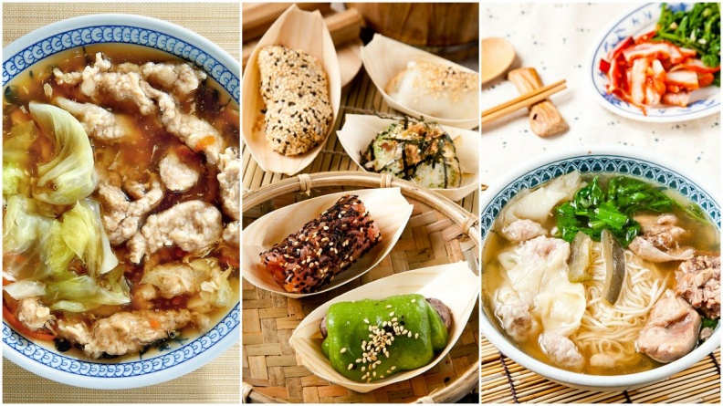 宜蘭市7家50年不敗小吃:獨創瓜仔雞麵、米粉湯加「貓耳」、祕方醃紅糟魷魚