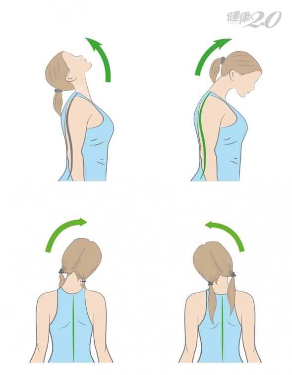 壓力一來頭又緊又痛?2招放鬆肩頸 告別緊縮性頭痛