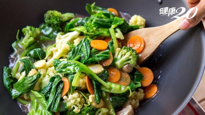 研究:台素食者心血管風險高 他提出3個關鍵原因
