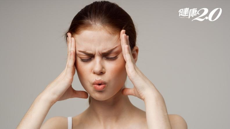 頭痛就吃止痛藥?竟是血壓飆到180險中風 3種人易頭痛要小心