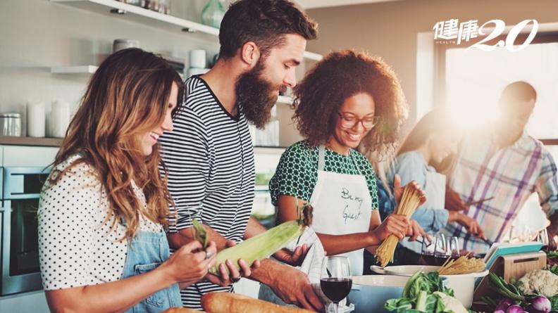 網路學煮菜好療癒? 無腦式減壓超紓壓