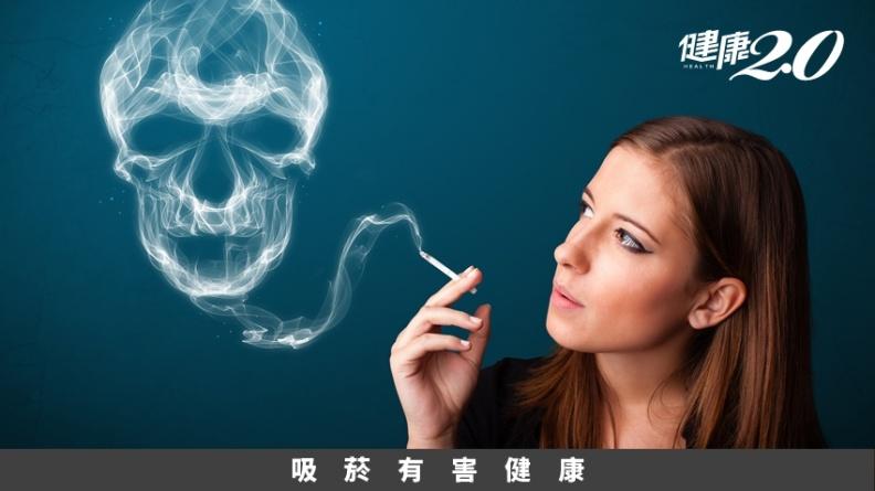 最新肺癌研究報告:8成女性沒抽菸  哪些危險因子被忽略了?