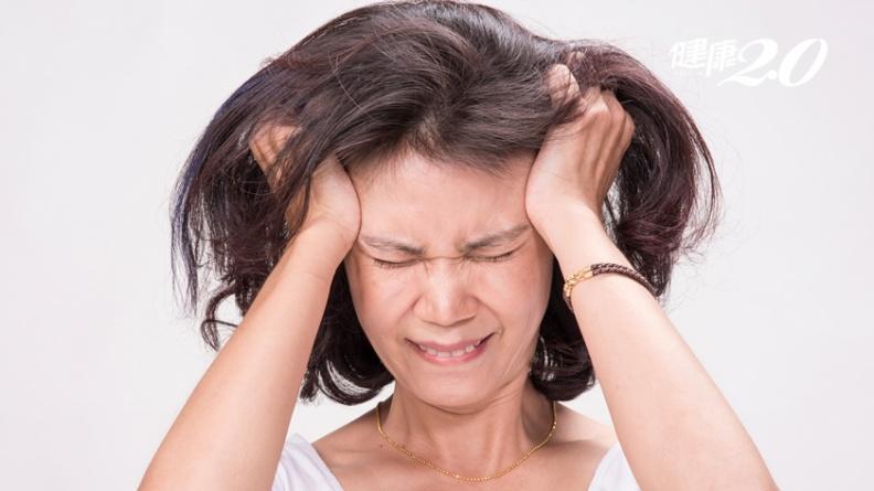 偏頭痛吃藥還是痛?  中醫古老手法「針」有效