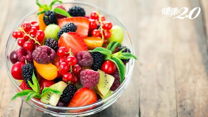 身體發炎致百病!  8大抗發炎食物能預防