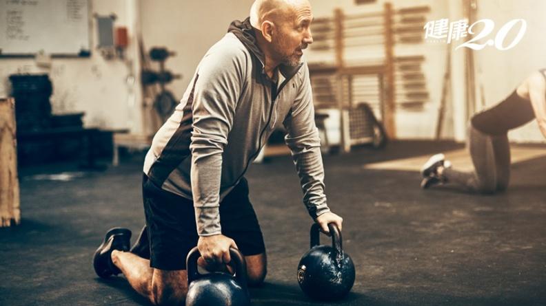 想減肥狂運動 年過40心肌梗塞發生率大增,宜先檢查再運動