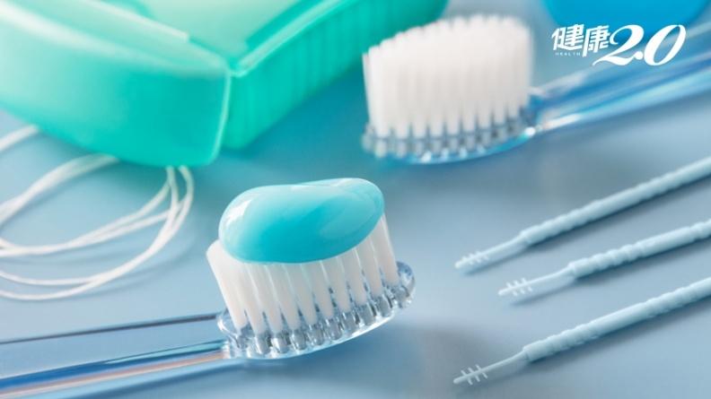 2大部位最易蛀牙!牙刷、牙間刷、牙線這樣用,提高潔牙效果