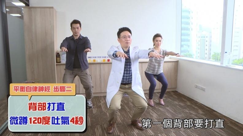 早晚做年輕10歲!預防糖尿病運動,江坤俊教2招微深蹲促血循、胃循
