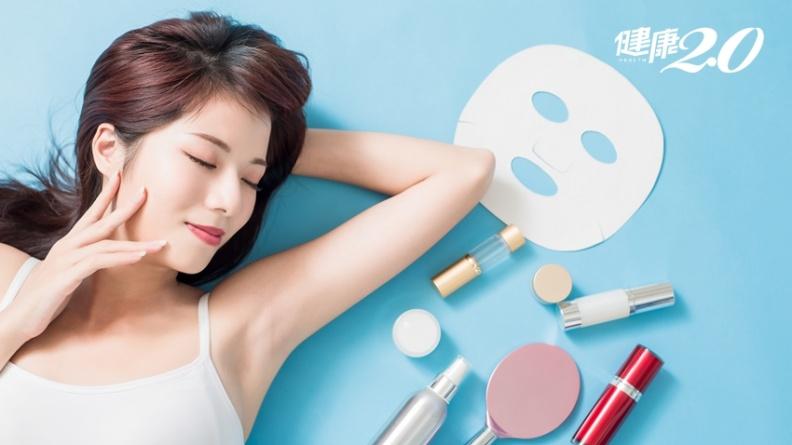 保養品越香、越易致過敏體質!尤其這類保養品更危險,6招助排毒
