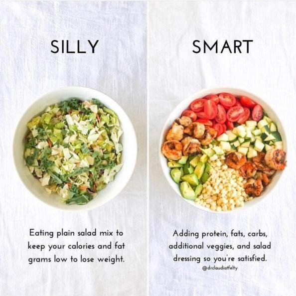 不捱餓減肥法