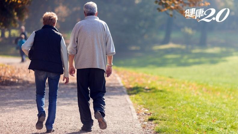 日行萬步更健康?「這種人」1天1萬步,提早骨鬆、血管老化