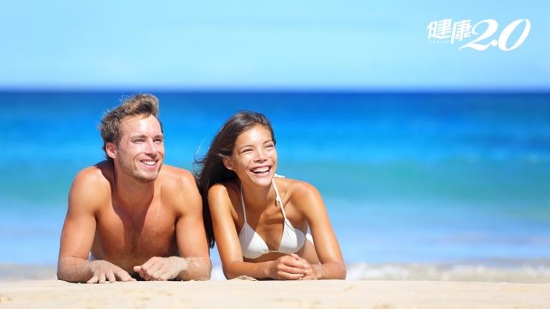 多曬太陽增強免疫力? 小心可能曬出皮膚炎