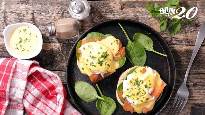 天天吃蛋也不怕膽固醇? 最新研究:一週吃4顆蛋增加心血管疾病風險