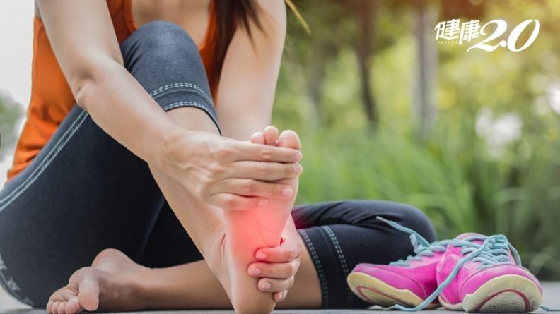 足底筋膜炎怎麼都治不好 檢查竟是這個病
