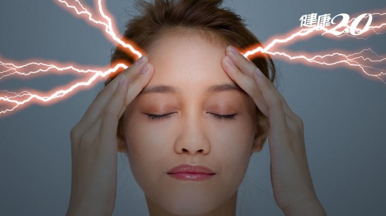 爆炸般雷擊頭痛!榮陽團隊獨創影像確診法