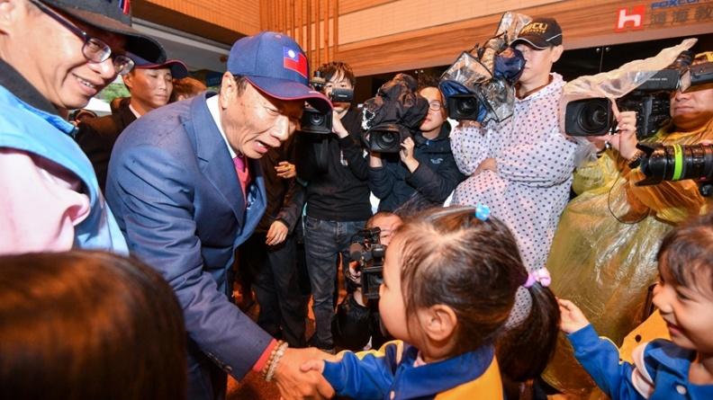 郭台銘宣布參選總統!郭董69歲體態強健的養生秘訣