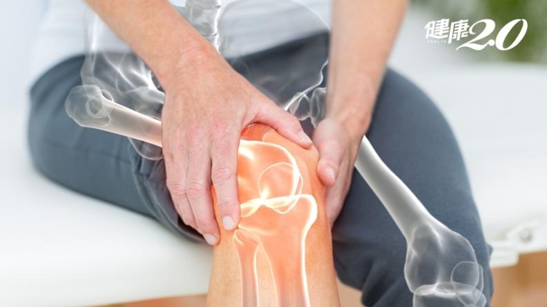 退化性關節炎福音!新療法免開刀換關節,細胞治療修復重建軟骨