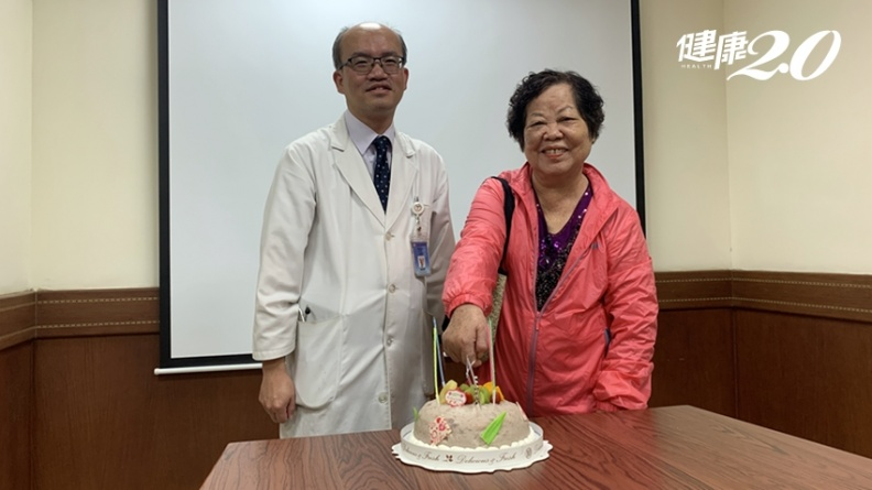 腎臟出現「彎刀月」,半年後恐洗腎!她積極治療拖過10年,如何做到的?