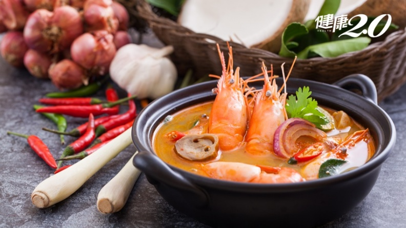 天熱食慾差 選對異國料理,用芳香療法消暑開脾胃