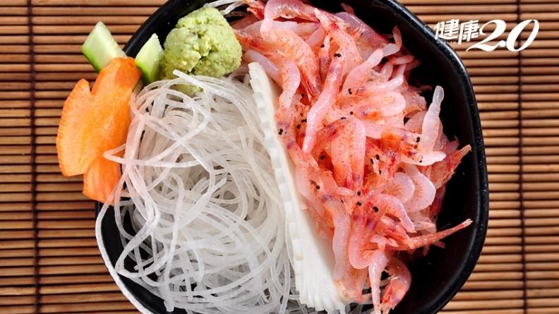 日本吃客最愛! 台灣櫻花蝦營養加倍,老人、小孩、孕婦都能補