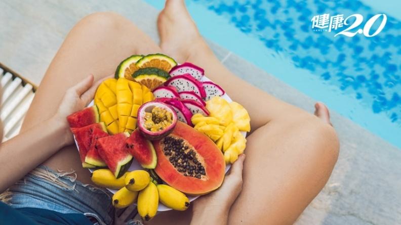 吃葡萄、藍莓有助調節免疫力 營養師說:台灣當季芭樂、西瓜也不差