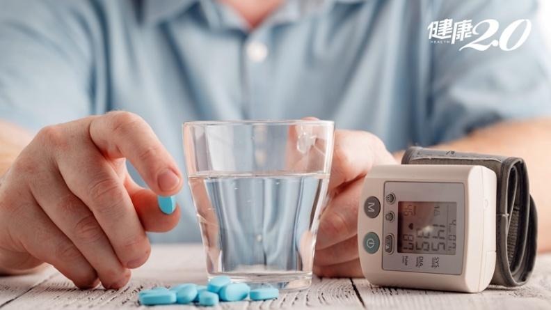 高血壓難降、常忘記吃藥?微創新療法=2顆藥,讓他血壓180變正常